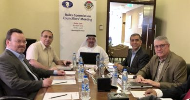 Members of FIDE Rules Commission